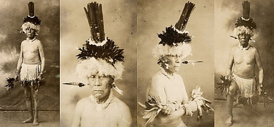 Medicine Man- Native American-California-Yosemite