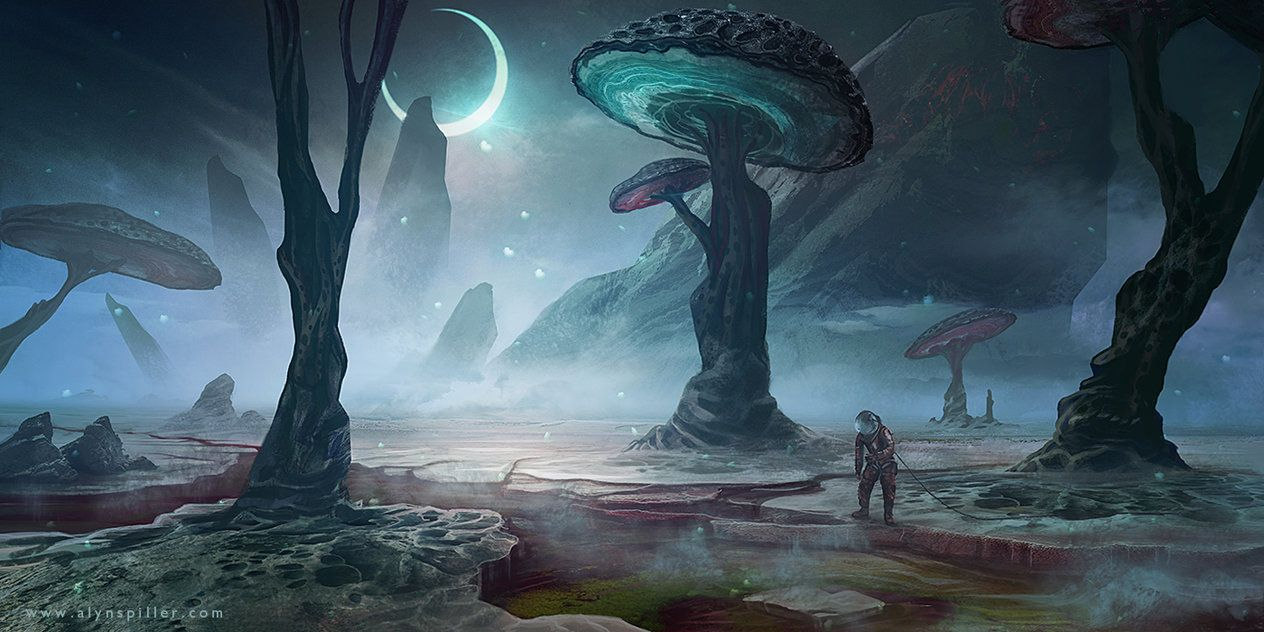 Alien World