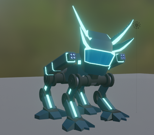 COURSE MECH SHADING